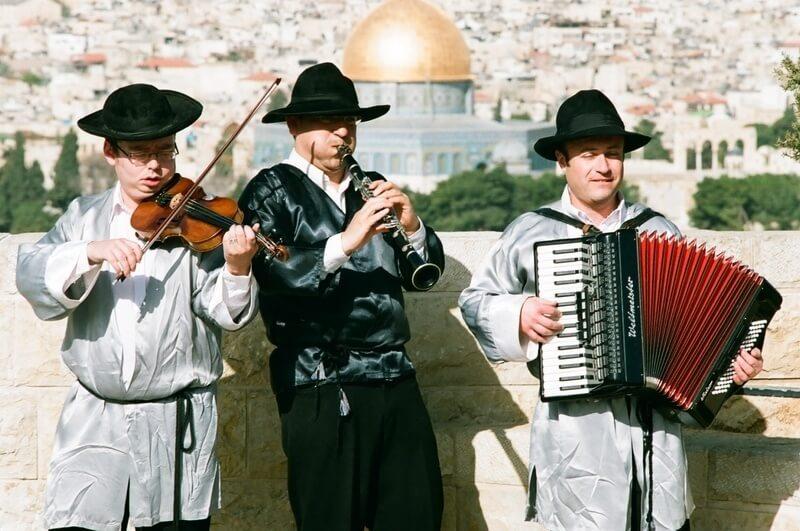 תמונה כליזמרים לבר מצווה