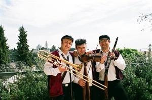 כליזמרים בירושלים