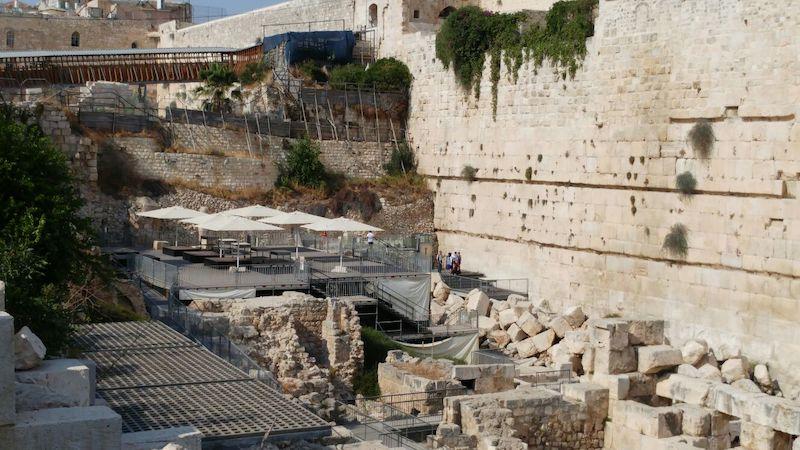 תמונה טיול בר מצווה בירושלים