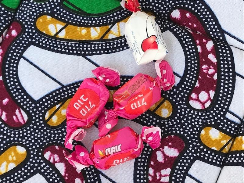 סוכריות לבר מצווה בכותל