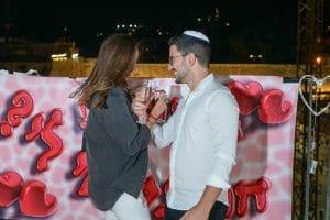תמונה הצעת נישואין מקורית