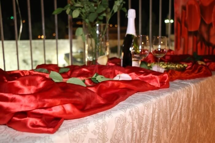 תמונה מקומות להצעת נישואין