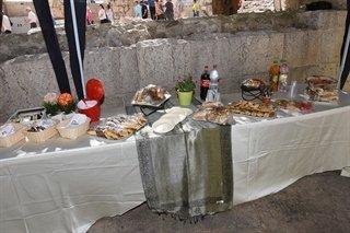 ארוחת בוקר לבר מצווה בכותל