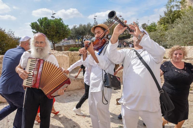 תמונה כלייזמרים לבר מצווה