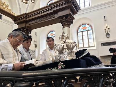 בית הכנסת חורבה
