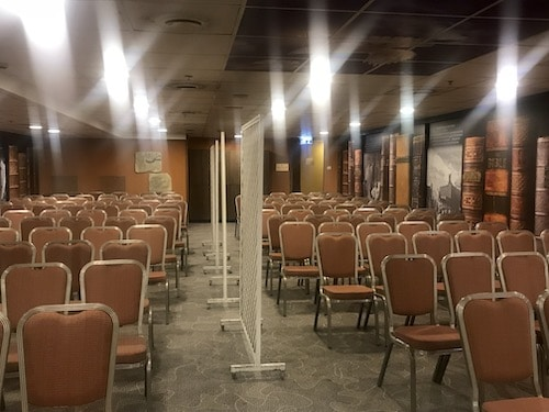 תמונה הפקת בר מצווה בבית מלון