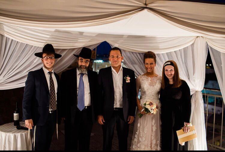 תמונות חתונה בכותל