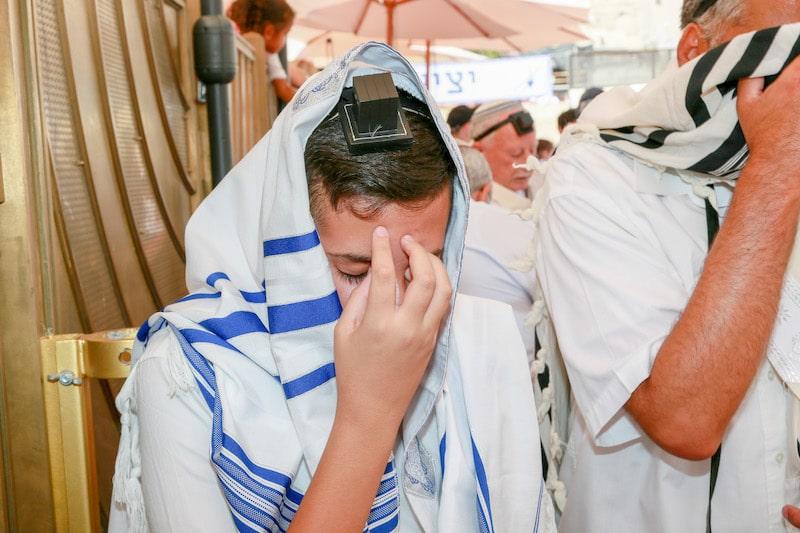 Bar Mitzvah à Jérusalem