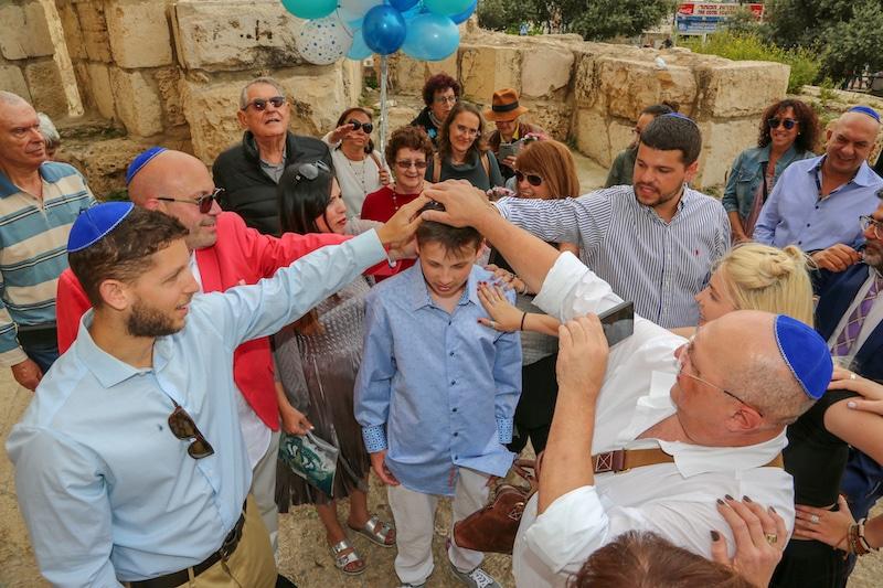 הפקת בר מצווה בירושלים