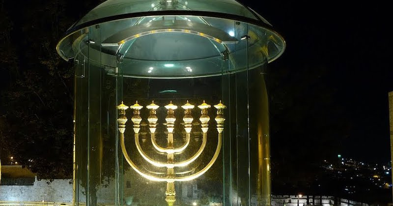 טיול חנוכיות בירושלים 2019