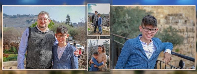 אלבום בר מצווה בירושלים